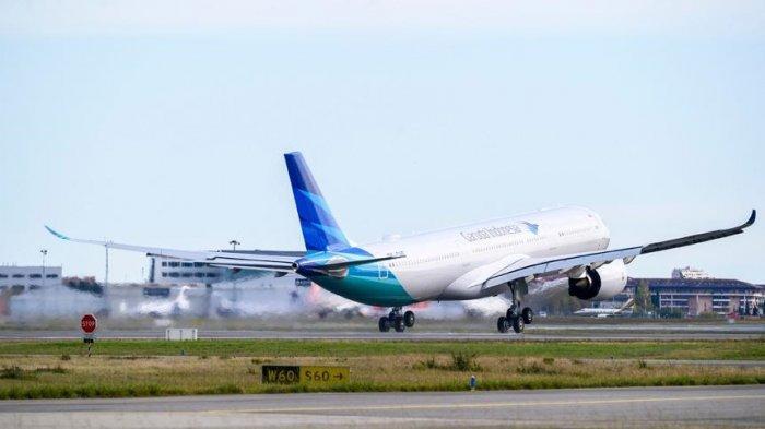 Garuda Indonesia Tunjuk Konsultan Atasi Persoalan Utang Jatuh Tempo