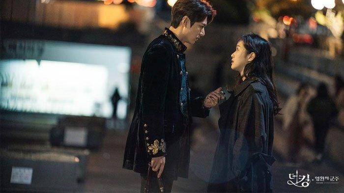 Lee Gon Selamatkan Jung Ta Eul Eternal Monarch Episode 11 Jumat 22 Mei 2020 Spoiler The King
