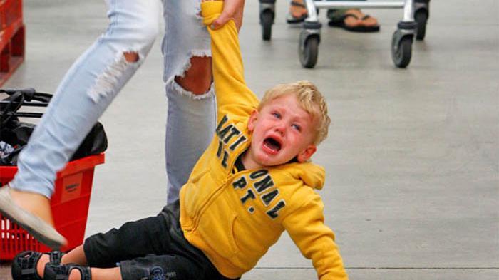 Orangtua Wajib Lakukan Hal Ini Tantrum Jadi Gejala Awal Anak umur Dini Bisa Stres