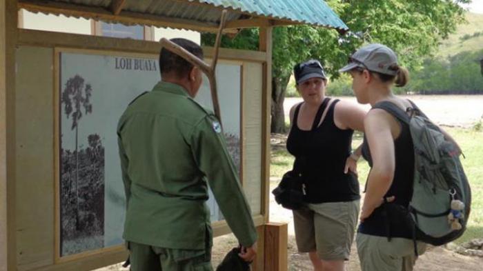 Pengembangan Wisata Pulau Rinca Taman Nasional Komodo Akan Gandeng KLHK